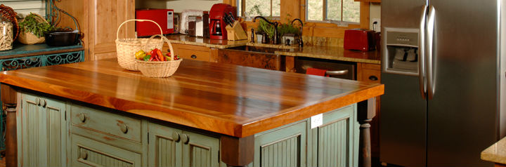High Quality Wooden Kitchen Worktops. one; two; three; four